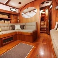 Custom foam boat cushions - The Foam Booth