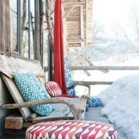 Outdoor foam cushions