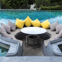 Outdoor Furniture Pillows